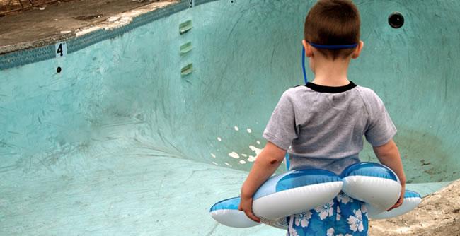 pool leak fix