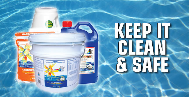 spa pool chemicals gold coast