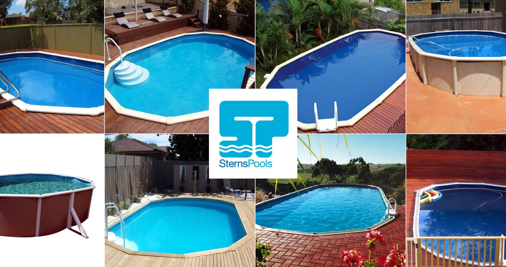 Sterns modular pools ashmore pool supplies for Pool design gold coast
